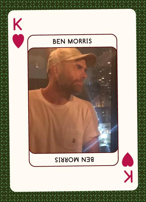 Ben Morris 2017
