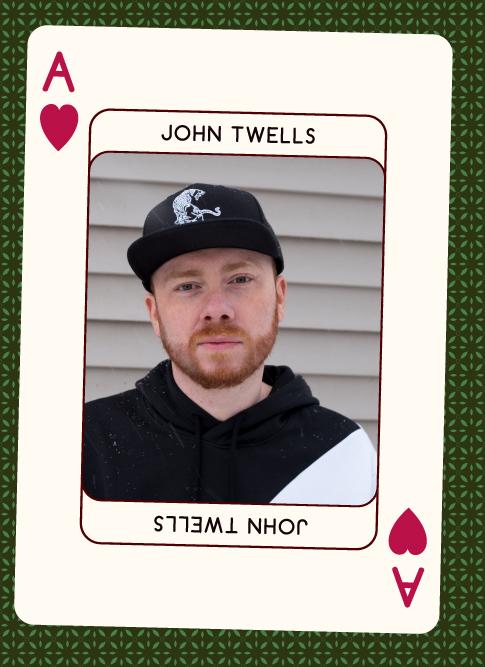 John Twells 2017