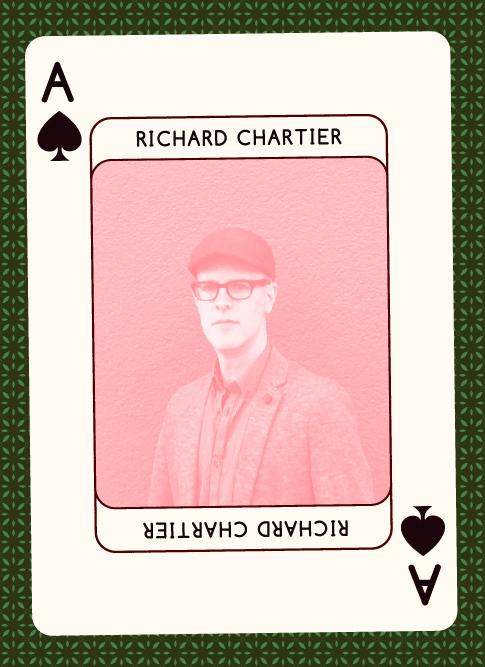 Richard Chartier 2017