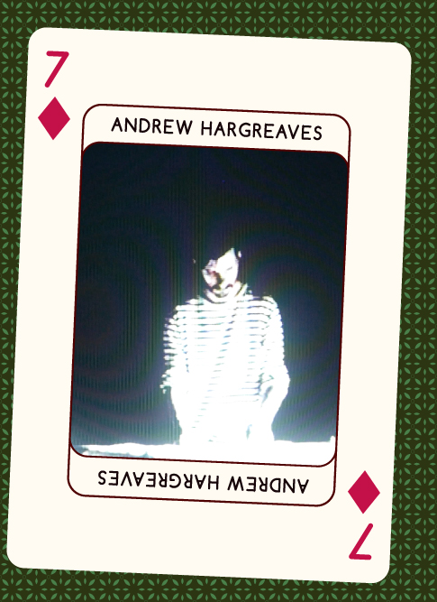 Andrew Hargreaves 2017