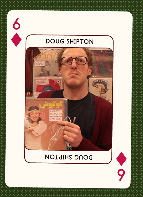Doug Shipton (Finders Keepers) 2017