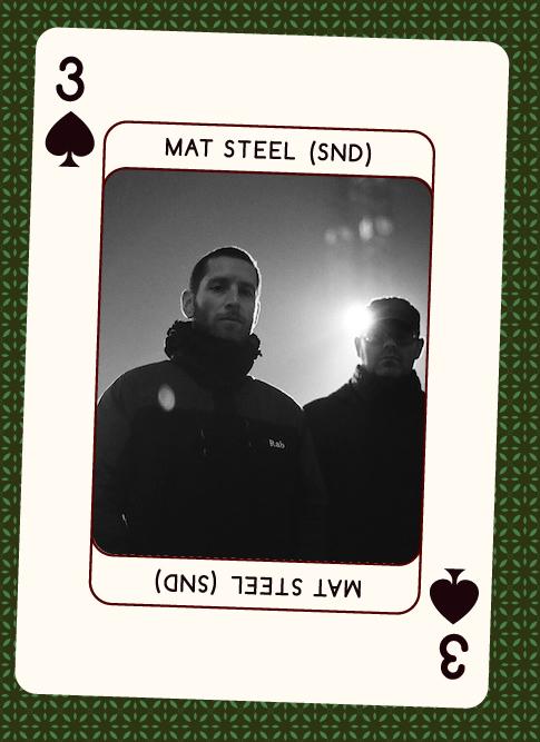 Mat Steel (SND) 2017