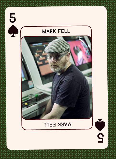 Mark Fell 2017
