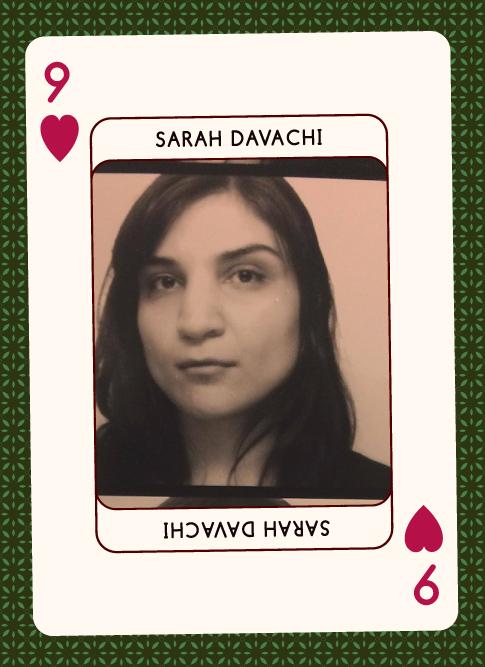 Sarah Davachi 2017