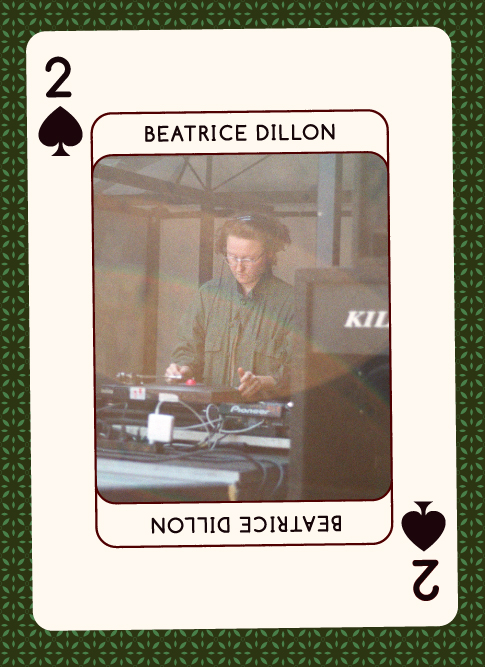 Beatrice Dillon 2017