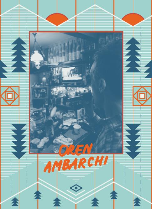 Oren Ambarchi 2018