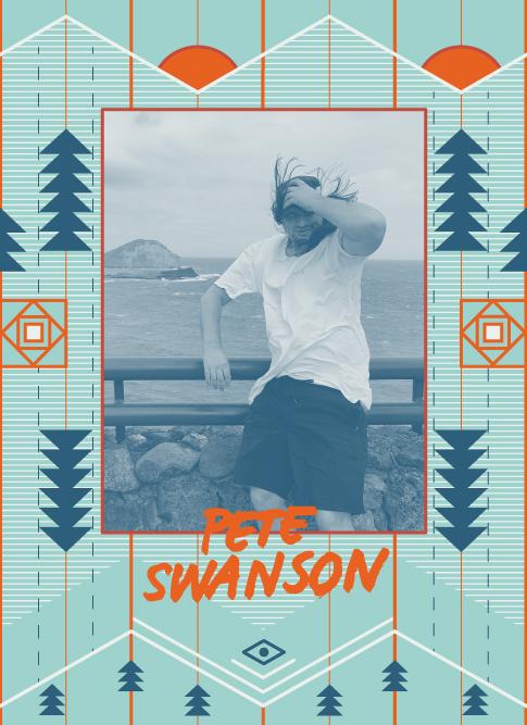 Pete Swanson 2018