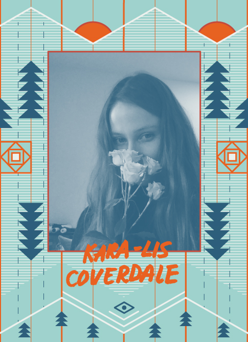 Kara-Lis Coverdale 2018