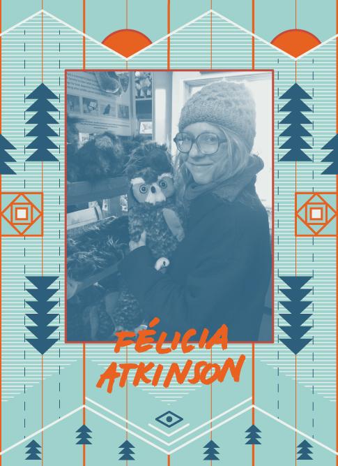 Félicia Atkinson 2018