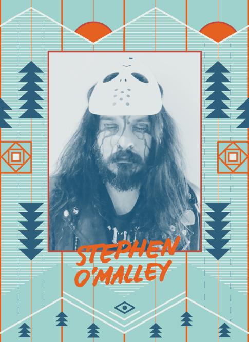 Stephen O'Malley 2018