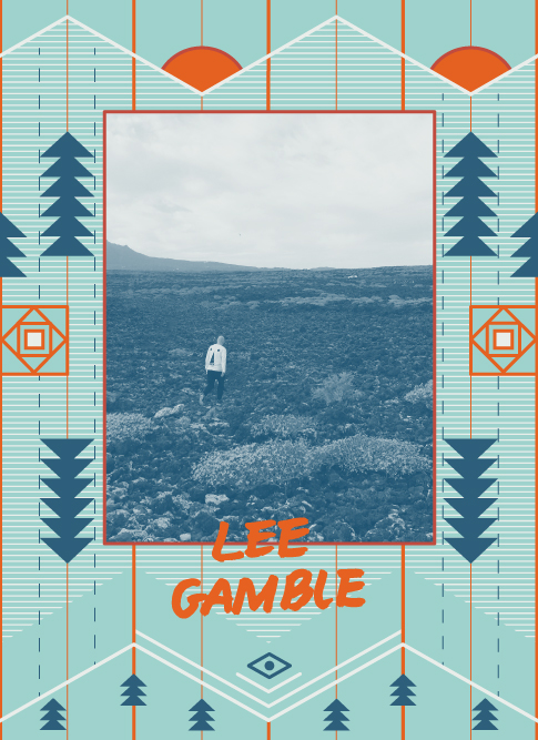 Lee Gamble 2018