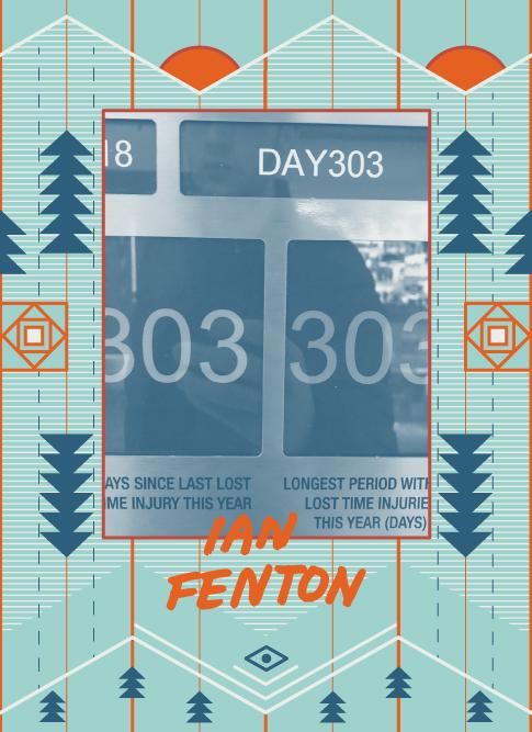 Ian Fenton 2018