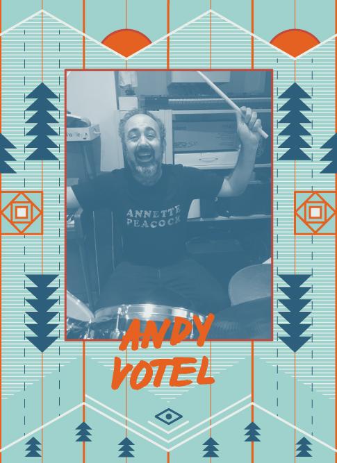 Andy Votel 2018