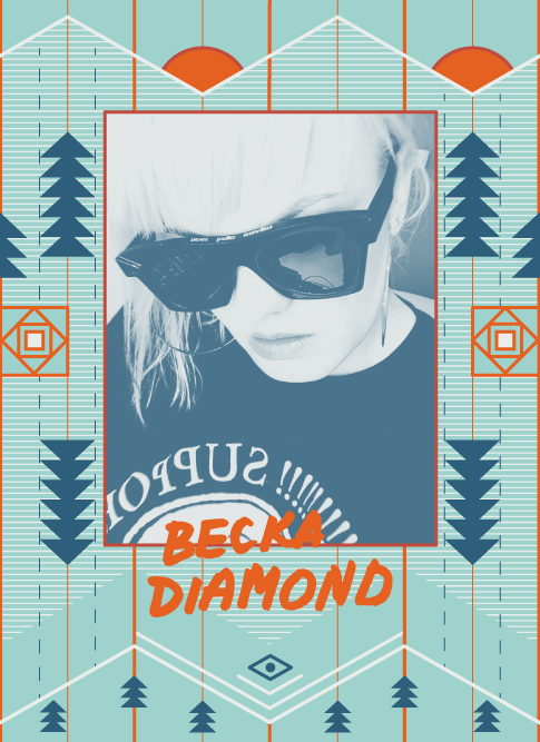 Becka Diamond 2018
