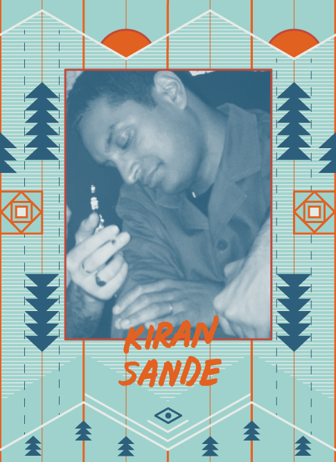 Kiran Sande 2018