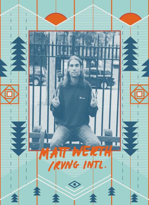 Matt Werth / RVNG Intl. 2018