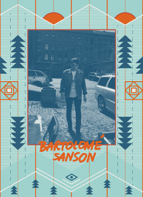Bartolomé Sanson 2018