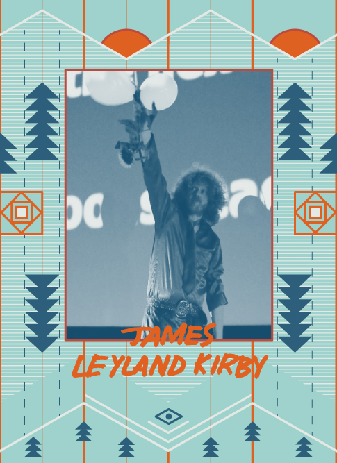 James Leyland Kirby 2018