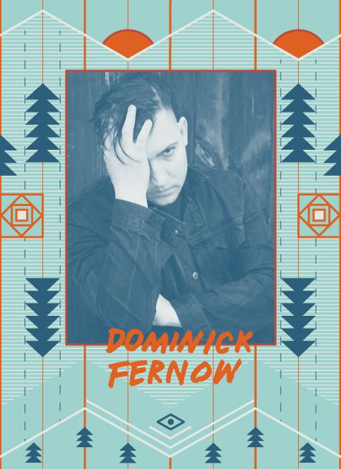 Dominick Fernow 2018