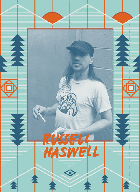 Russell Haswell 2018