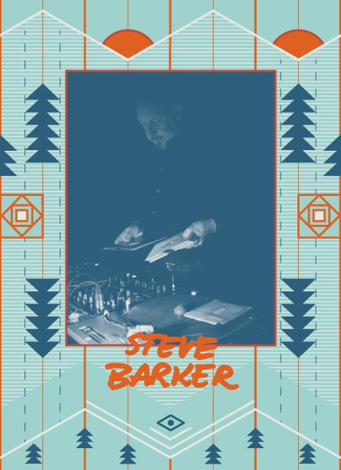 Steve Barker 2018