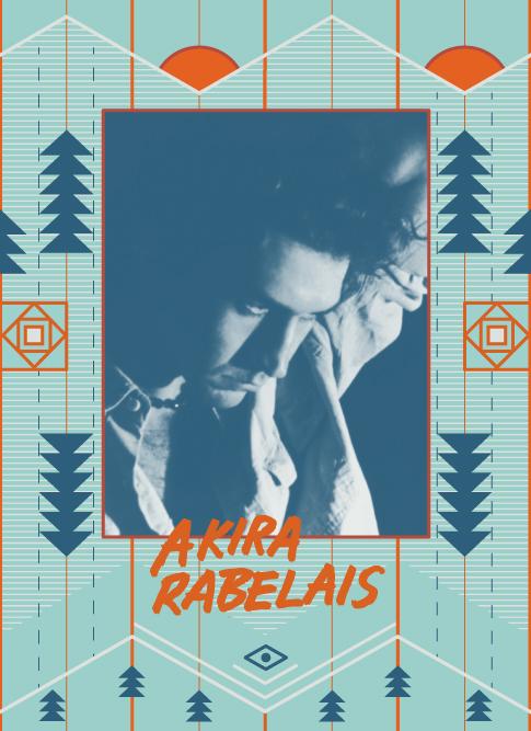 Akira Rabelais 2018