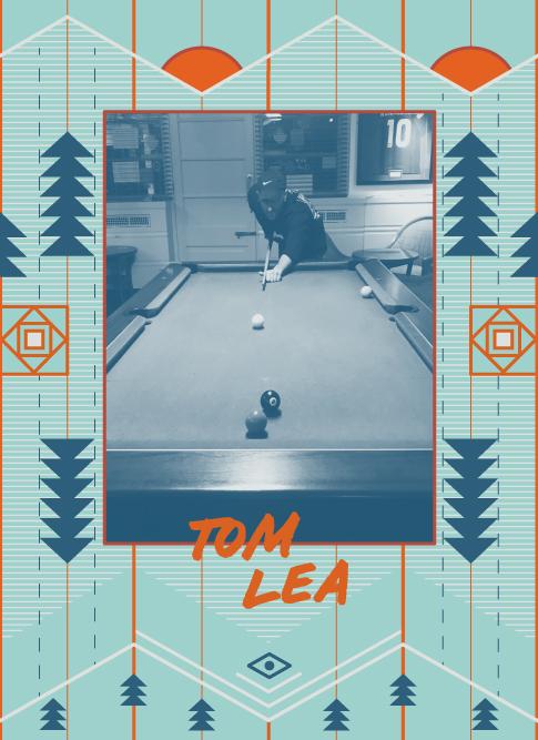 Tom Lea 2018