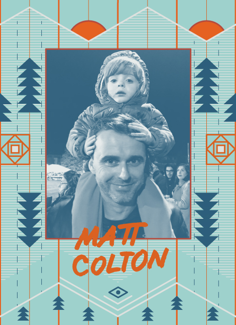 Matt Colton 2018