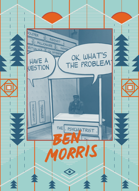Ben Morris 2018