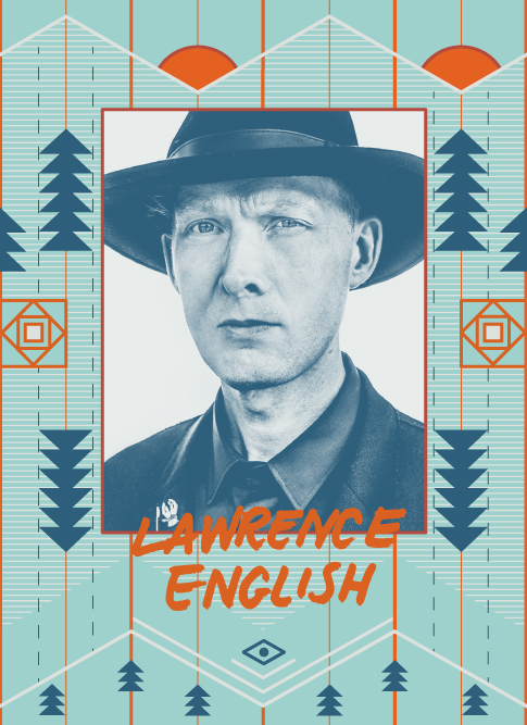 Lawrence English 2018