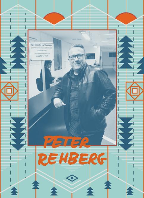 Peter Rehberg 2018