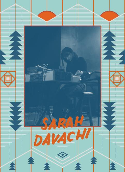 Sarah Davachi 2018
