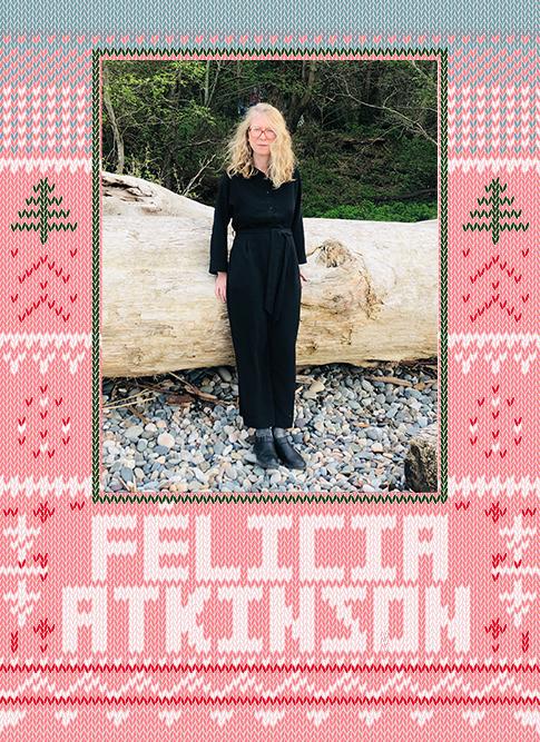 Félicia Atkinson 2019
