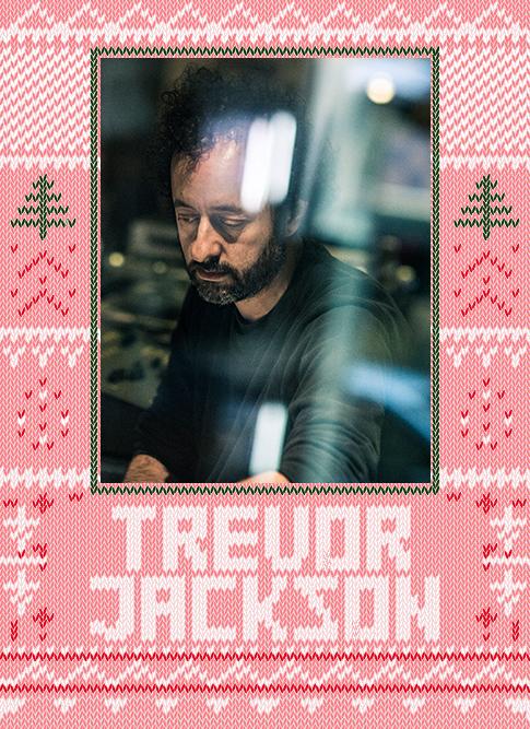 Trevor Jackson 2019