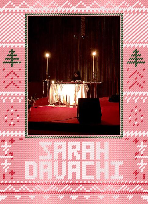 Sarah Davachi 2019