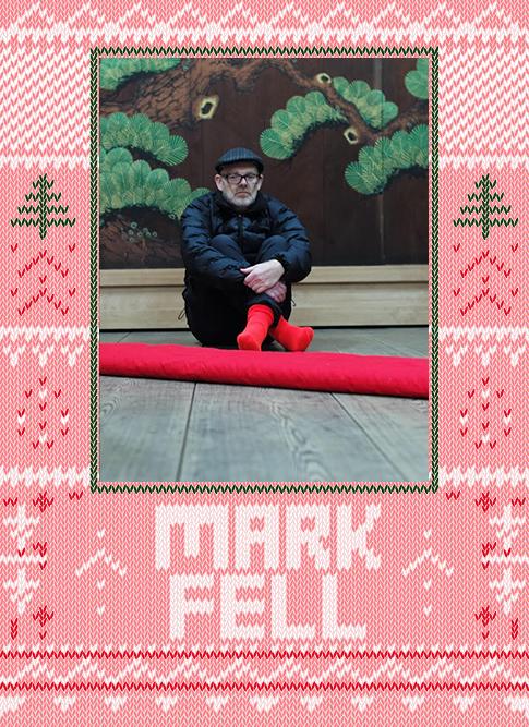 Mark Fell 2019