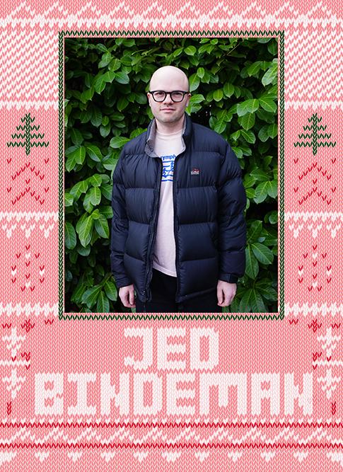 Jed Bindeman 2019