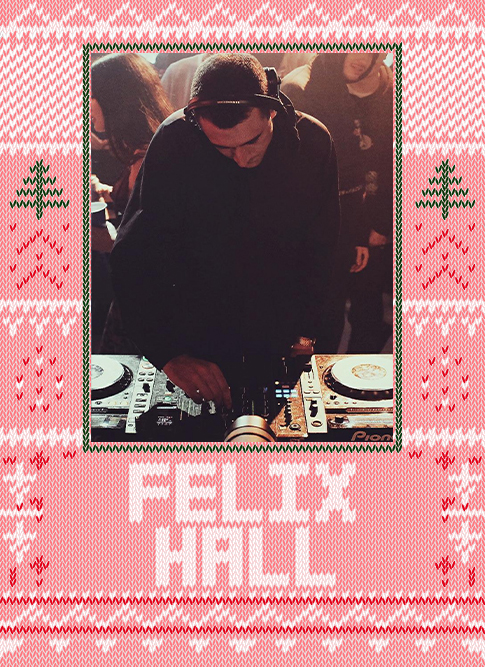 Felix Hall 2019