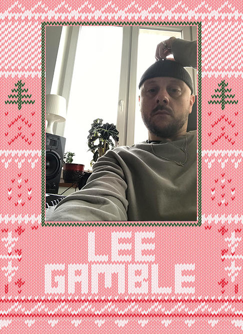 Lee Gamble 2019