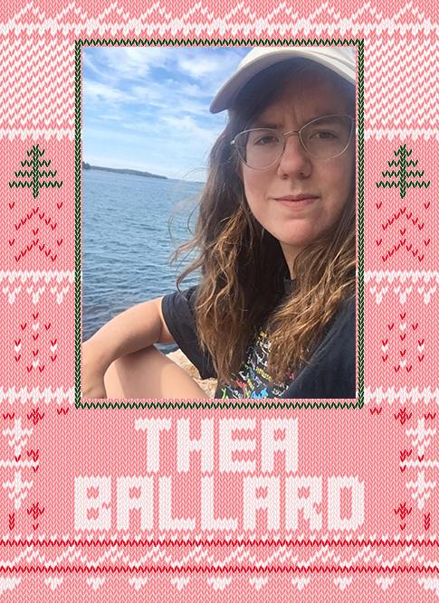 Thea Ballard 2019