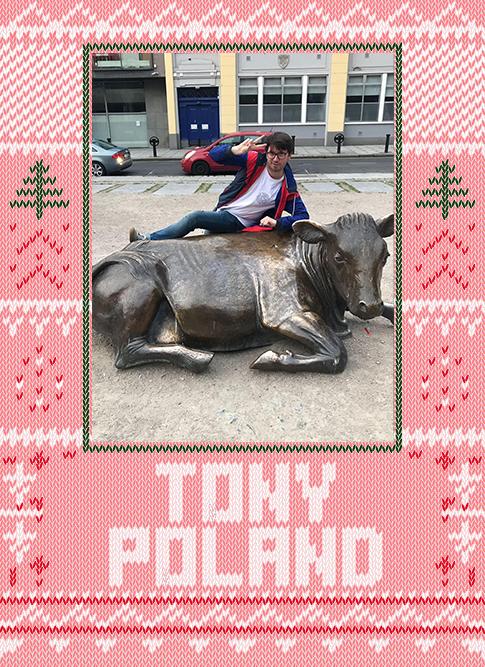 Tony Poland 2019