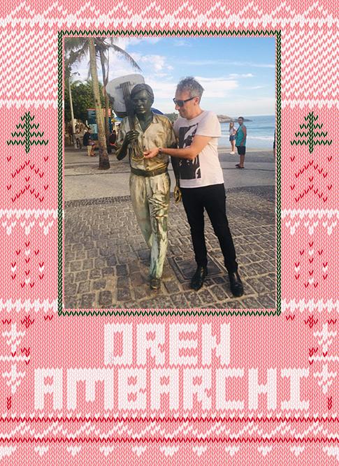 Oren Ambarchi 2019
