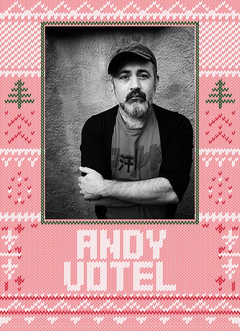Andy Votel 2019