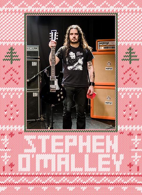 Stephen O'Malley 2019