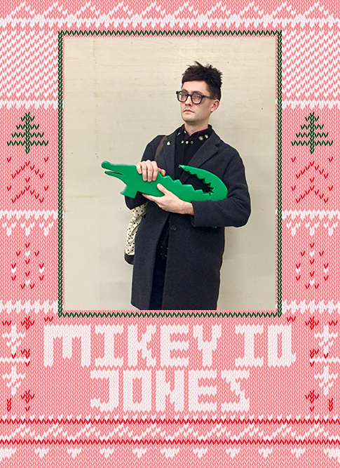 Mikey IQ Jones 2019