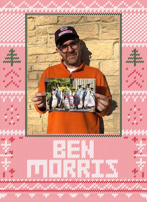 Ben Morris 2019