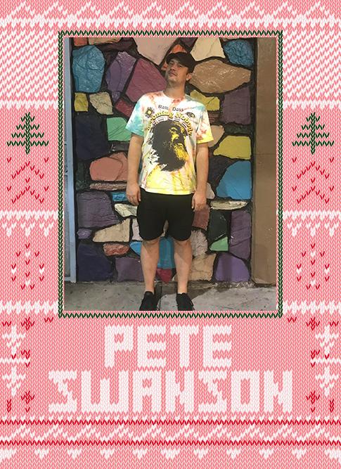 Pete Swanson 2019