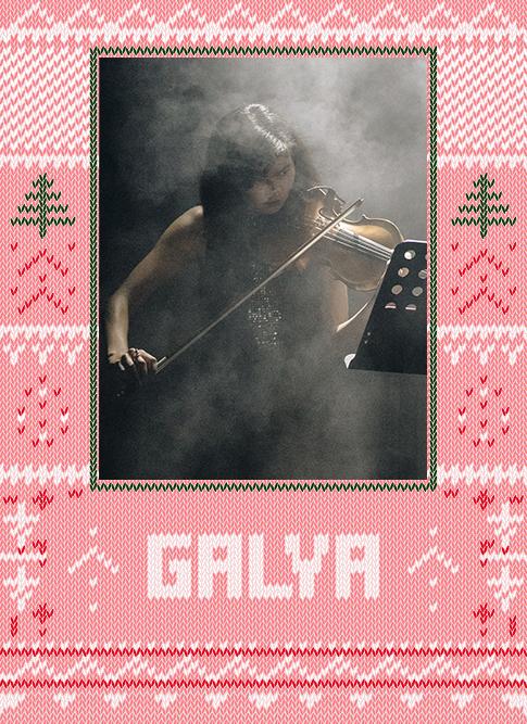 Galya Bisengalieva 2019