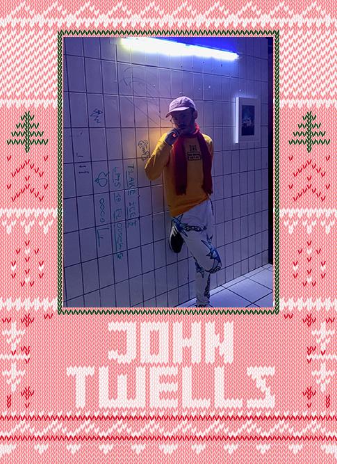 John Twells 2019