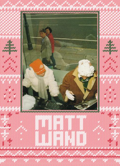 Matt Wand 2019